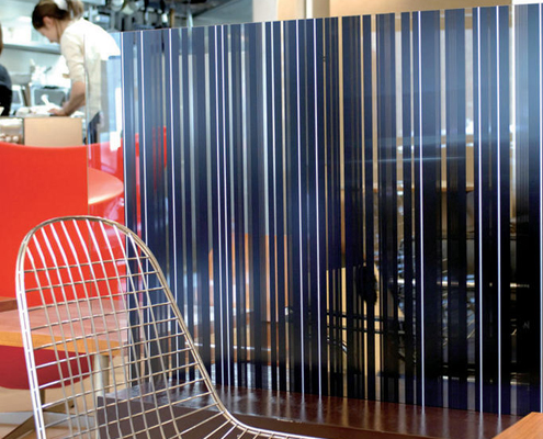 film d coratif pour vitre adh sif d poli fasara ou adh sif color. Black Bedroom Furniture Sets. Home Design Ideas